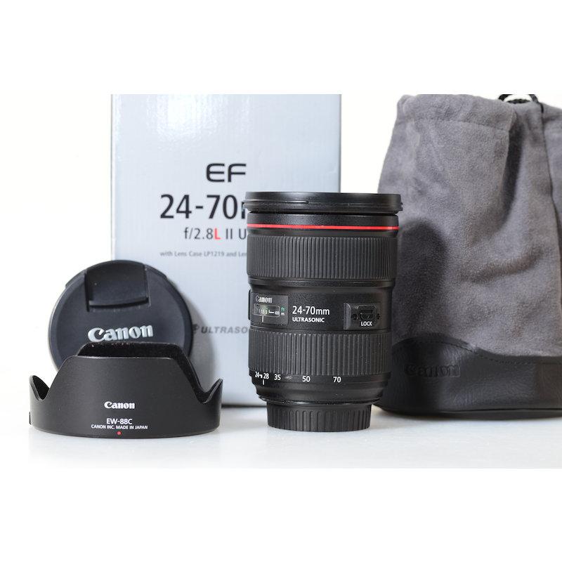 Canon EF 2,8/24-70 L USM II