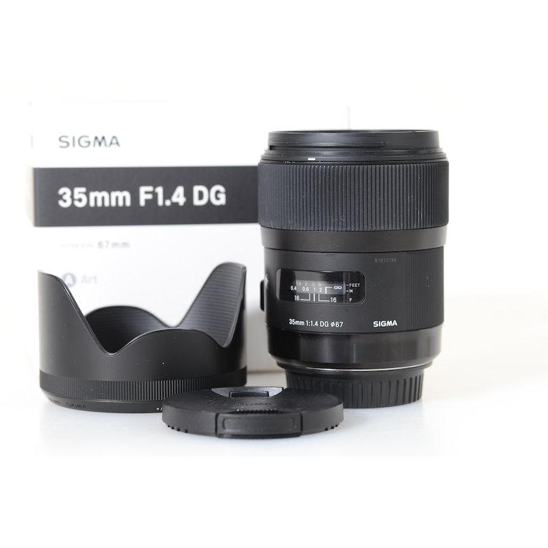 Sigma DG 1,4/35 HSM C/EF