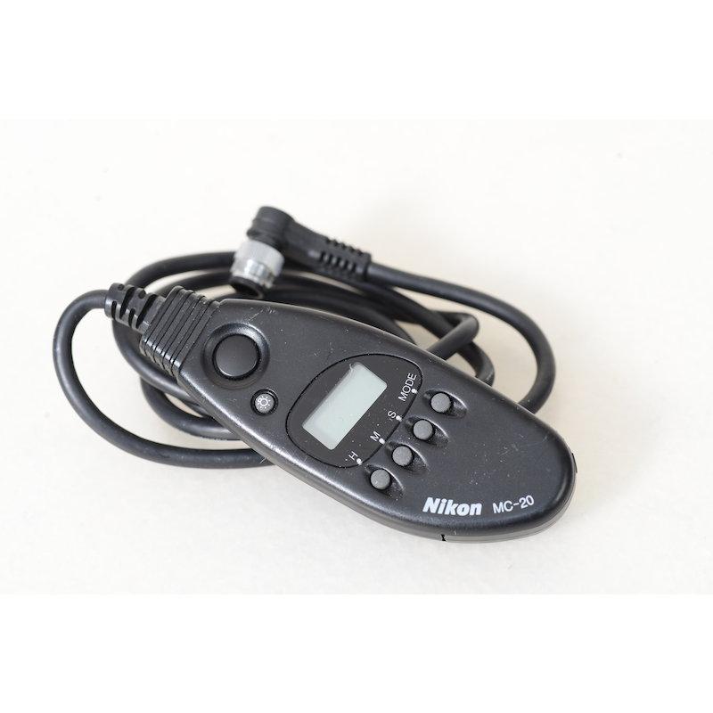 Nikon Fernauslösekabel MC-20