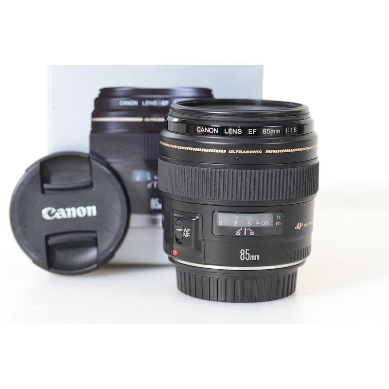 Canon EF 1,8/85 USM