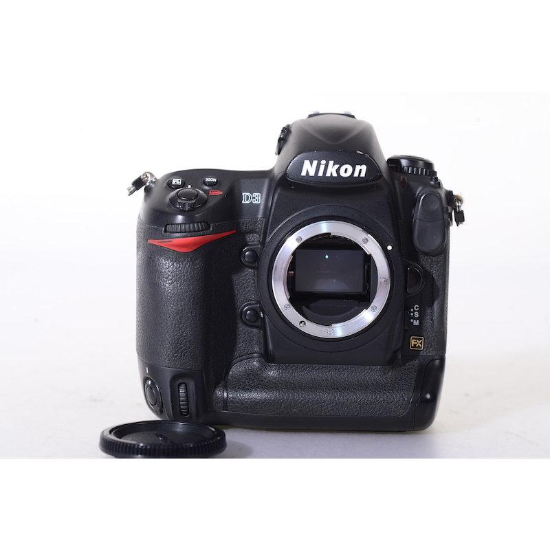 Nikon D3 (133800 Auslösungen)