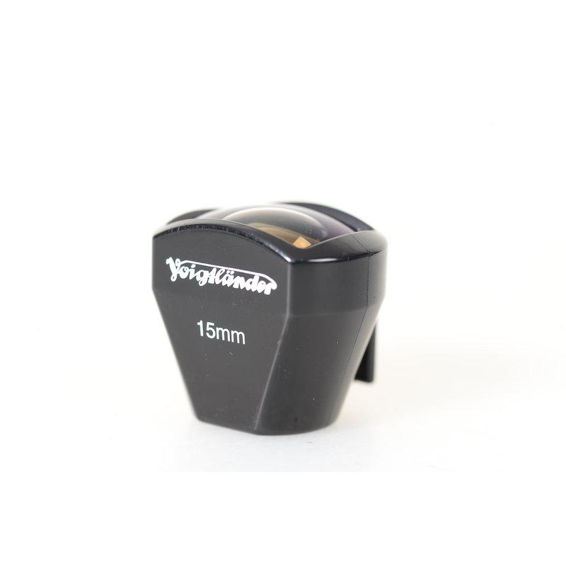 Voigtländer Optischer Sucher 15mm