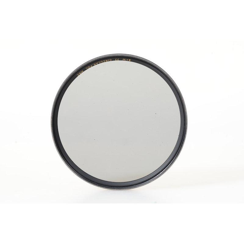B+W Polfilter Zirkular MRC E-77
