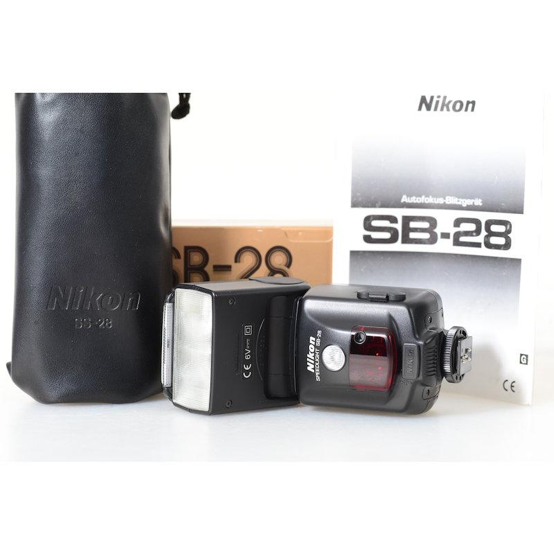 Nikon Speedlight SB-28 AF