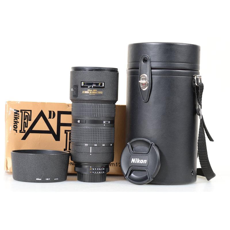 Nikon AF-S 2,8/80-200 IF ED D
