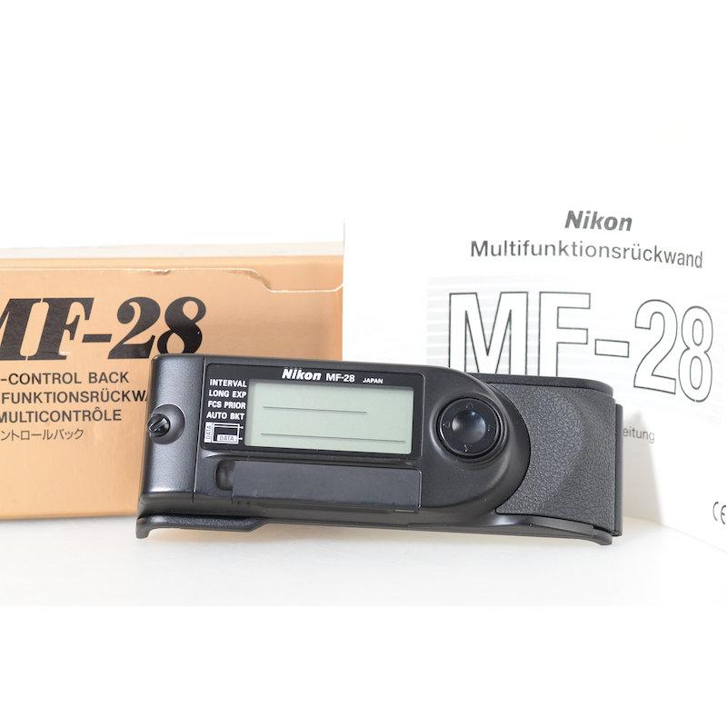 Nikon Multifunktionsrückwand MF-28 F5