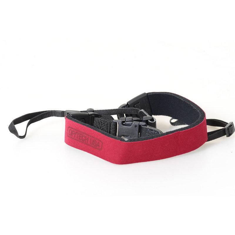 Optech Kameragurt Neopren Rot