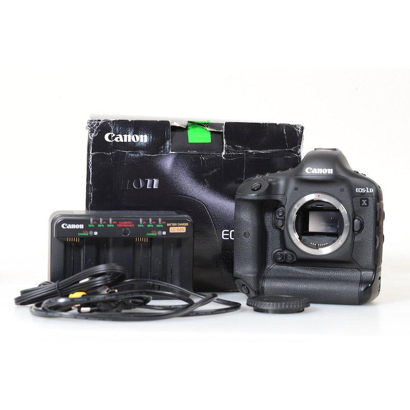 Canon EOS-1 DX (109788 Auslösungen/Eng. Menü)