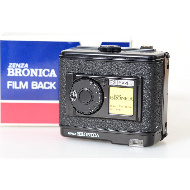Bronica Wechselmagazin 120 4,5x6 GS-1 o. Schieber