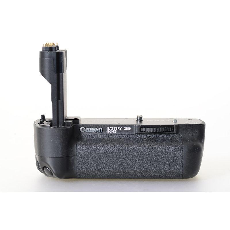 Canon Batterie-Pack BG-E6 EOS 5D Mark II