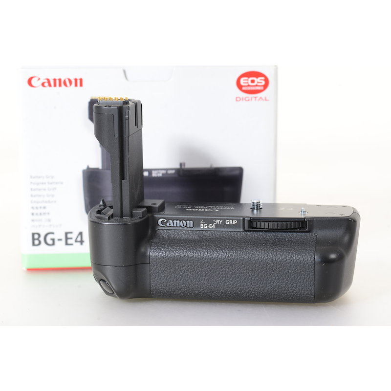 Canon Batterie-Pack BG-E4 EOS 5D ohne Batterieeinsatz
