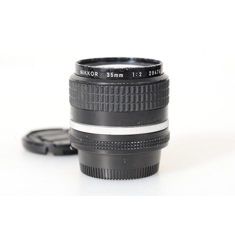 Nikon Ai/S 2,0/35