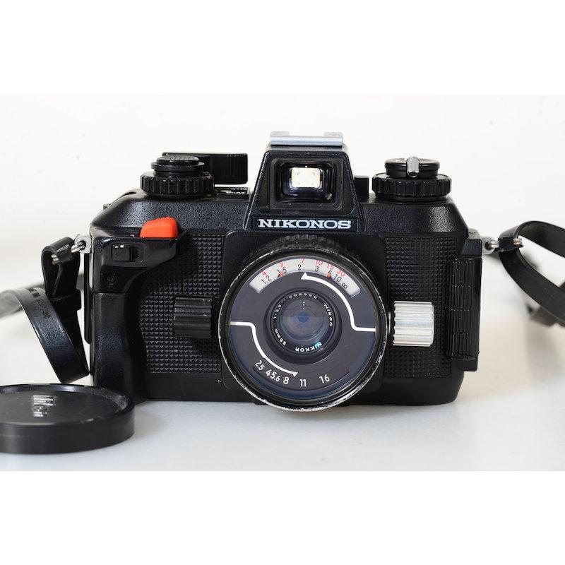 Nikon Nikonos IV-A+2,5/35