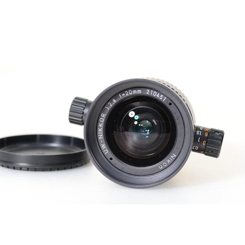 Nikon UW 2,8/20 Nikonos