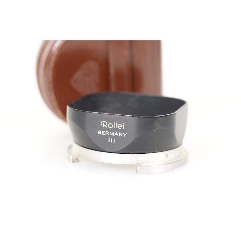 Rollei Geli.-Blende Metall B III/Rollei 2,8