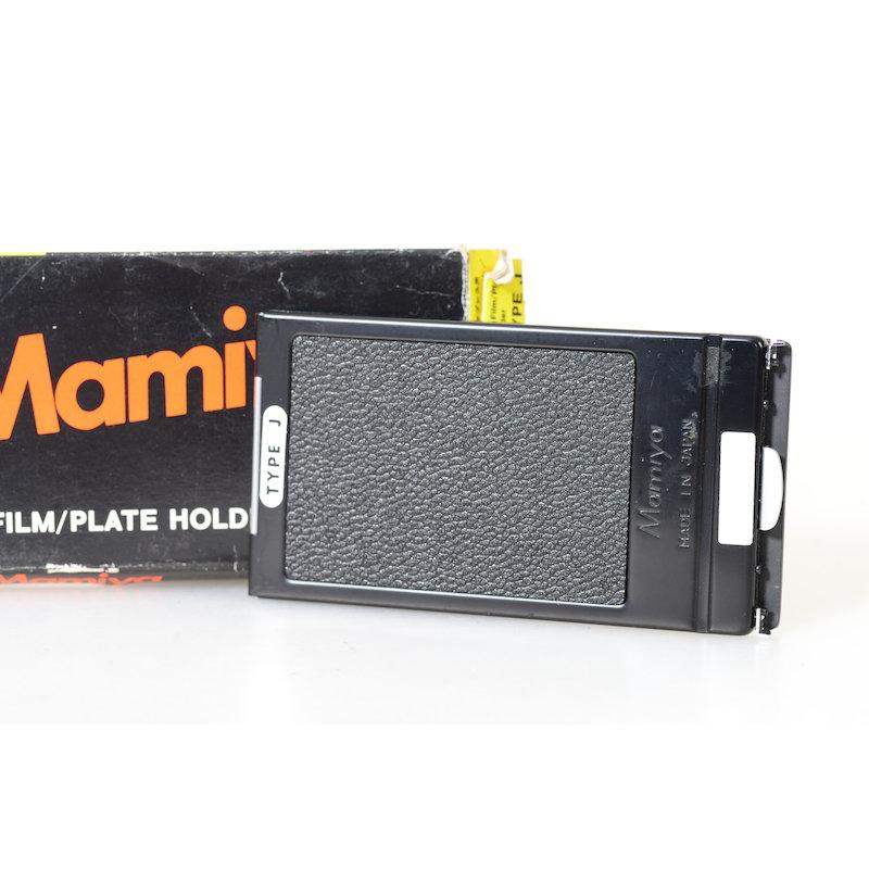 Mamiya Planfilmkassette 6,5x9 Type J