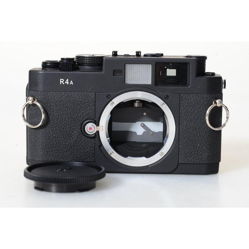 Voigtländer Bessa-R4A Black