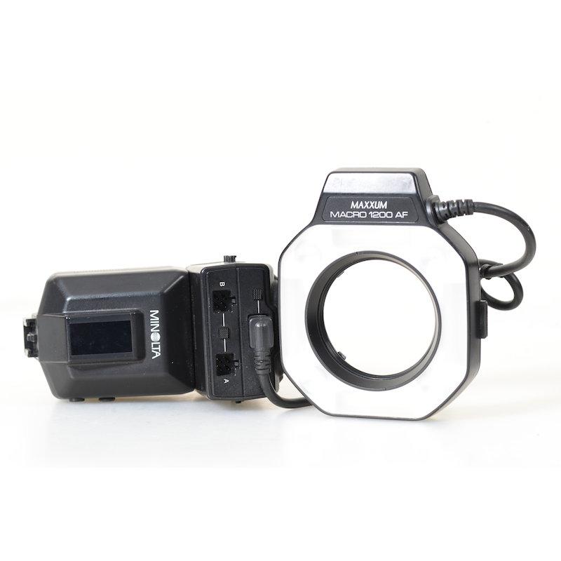Minolta Makro-Ringblitz MFC-1000+R-1200