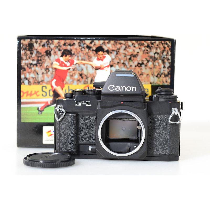 Canon F-1 New+AE-Prisma