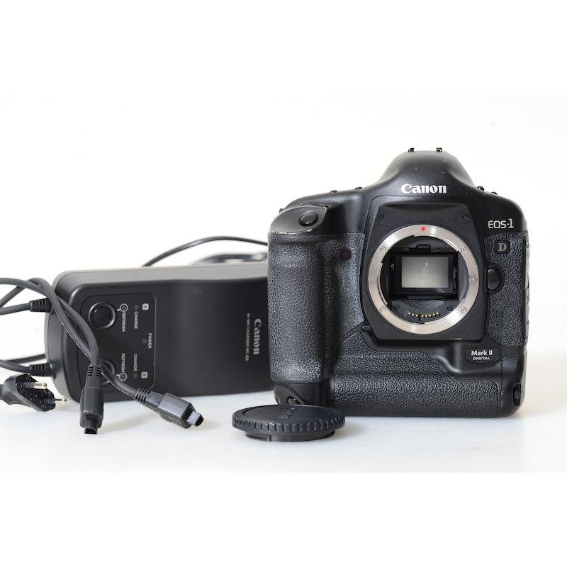 Canon EOS-1D Mark II (83900 Auslösungen)