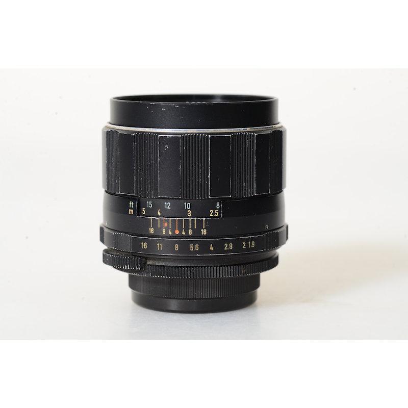 Pentax Super-Takumar 1,9/85 M42