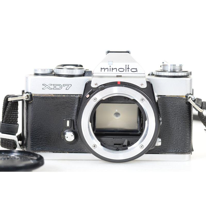 Minolta XD7