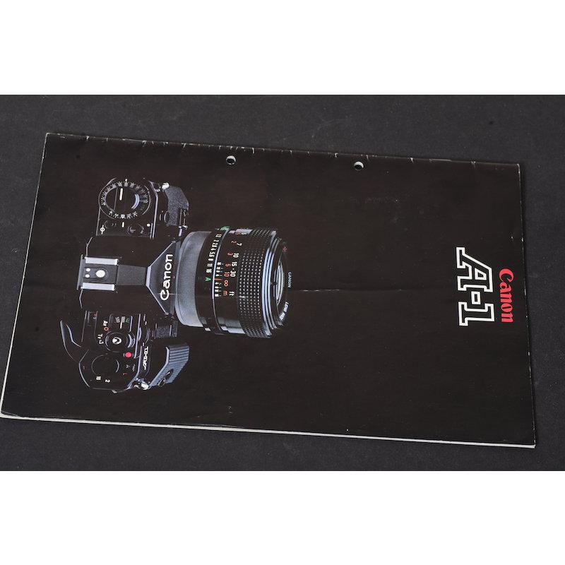 Canon Prospekt A-1