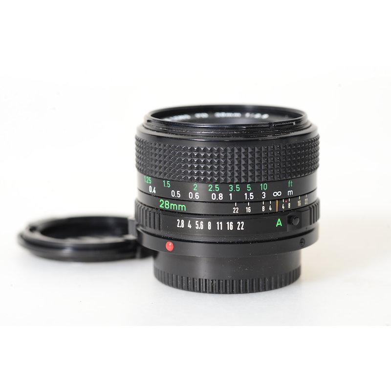 Canon FD 2,8/28