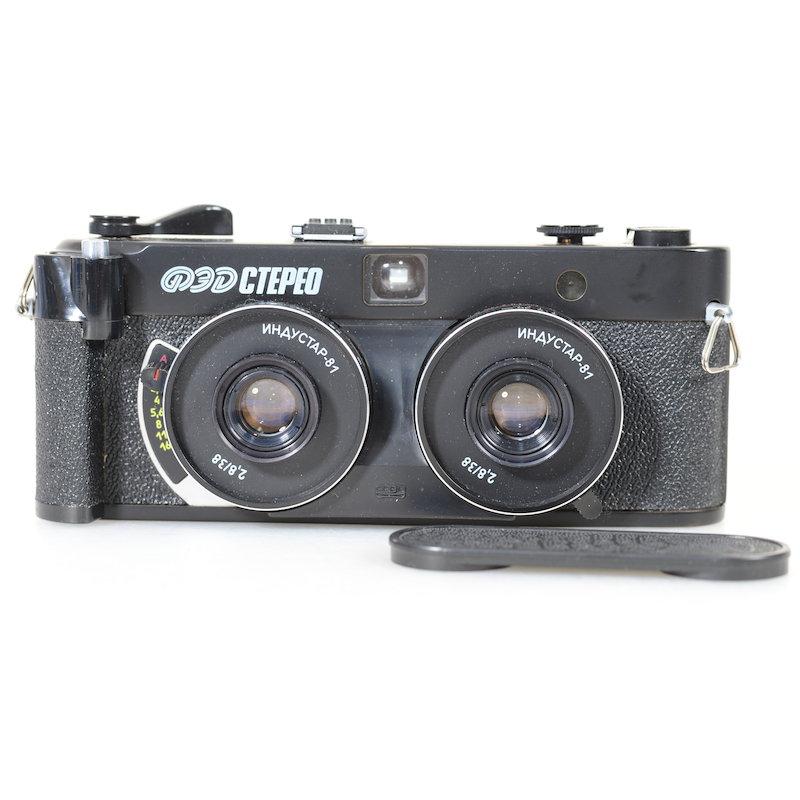 Fed Boy Stereokamera