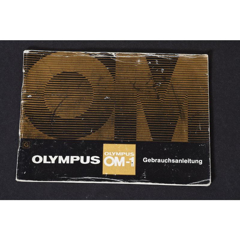 Olympus Anleitung OM-1