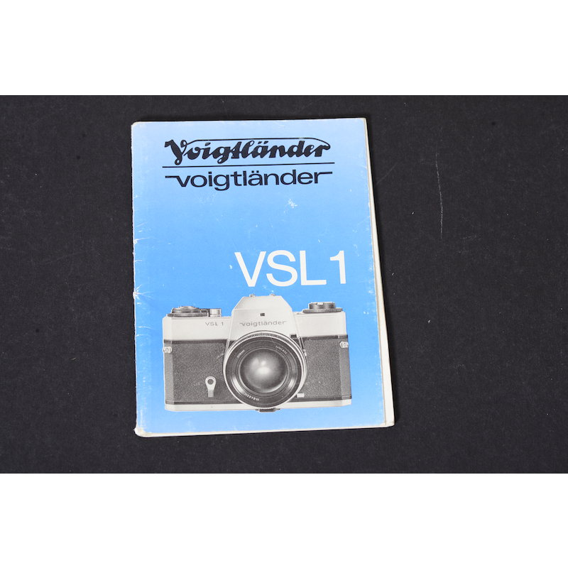 Voigtländer Anleitung VSL-1