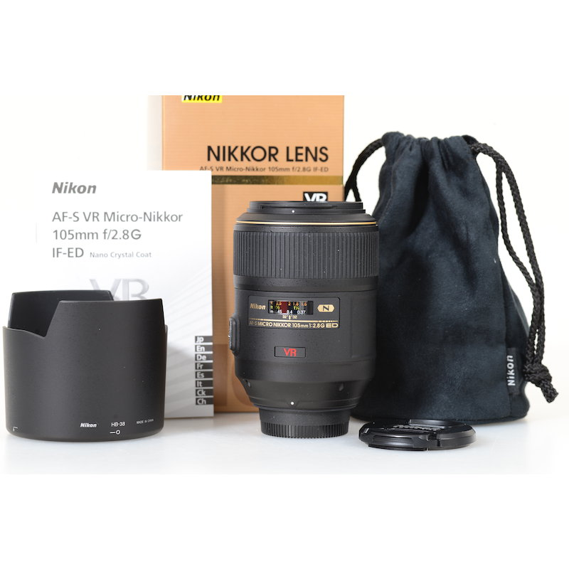 Nikon AF-S 2,8/105 Makro G IF ED VR