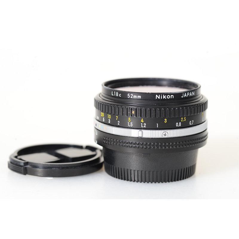 Nikon Ai/S 1,8/50 N