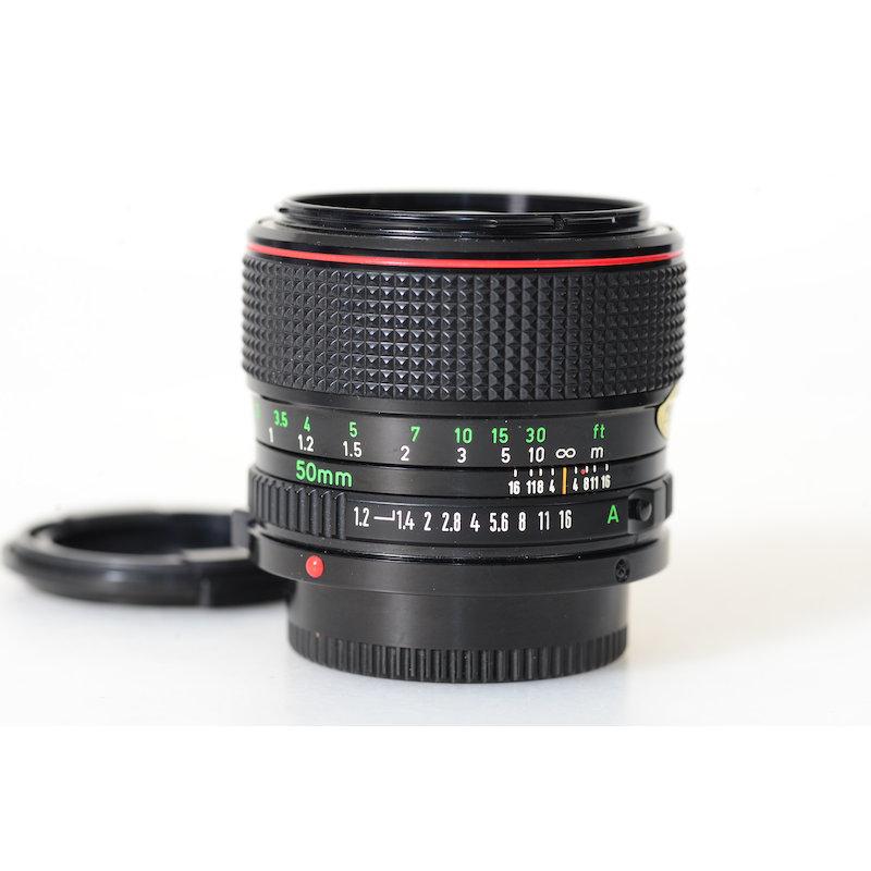 Canon FD 1,2/50 L
