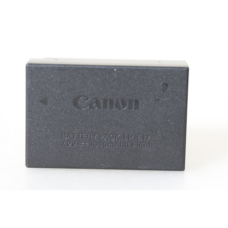 Canon NI-MH Akku LP-E17