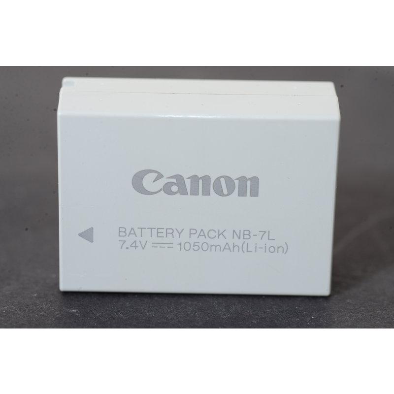 Canon Digitalkamera Akku NB-7L