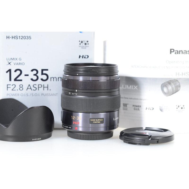 Panasonic Lumix Vario HD 2,8/12-35 ASPH. O.I.S.