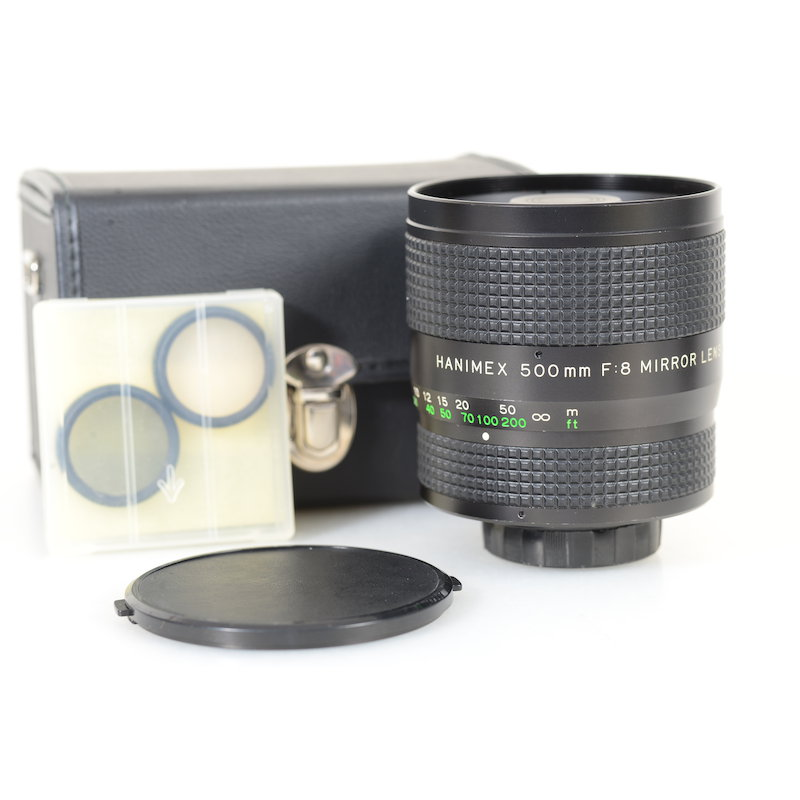 Hanimex MC 8,0/500 Spiegel T2