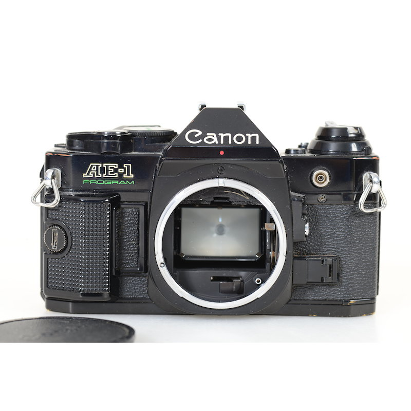Canon AE-1 Program Black