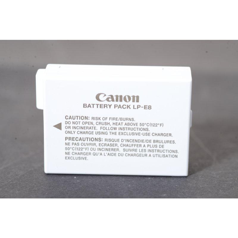 Canon NI-MH Akku LP-E8