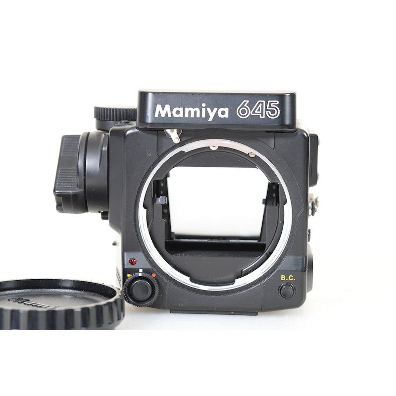 Mamiya M645 Super ohne Lichtschacht