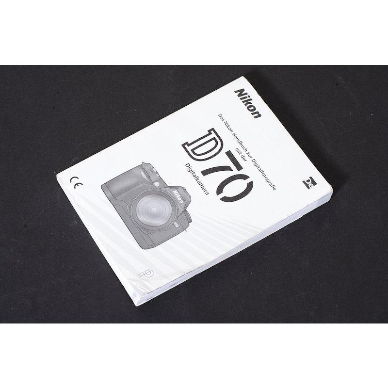 Nikon Anleitung D70