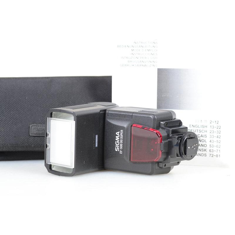 Sigma Blitz EF-500 DG Super SA