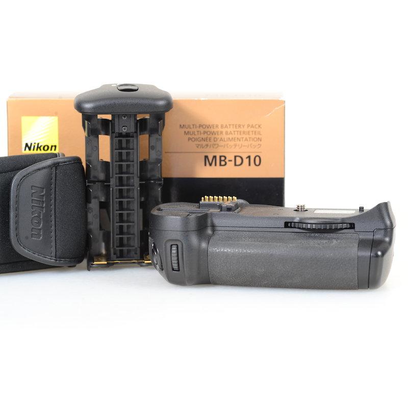 Nikon Hochformatgriff MB-D10 D300/D700