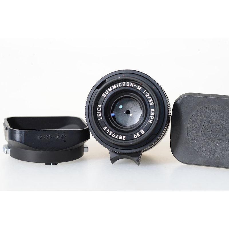 Leica Summicron-M 2,0/35 ASPH. Black