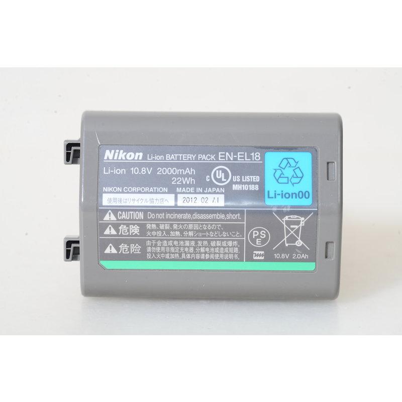 Nikon Li-Ion-Akku EN-EL18