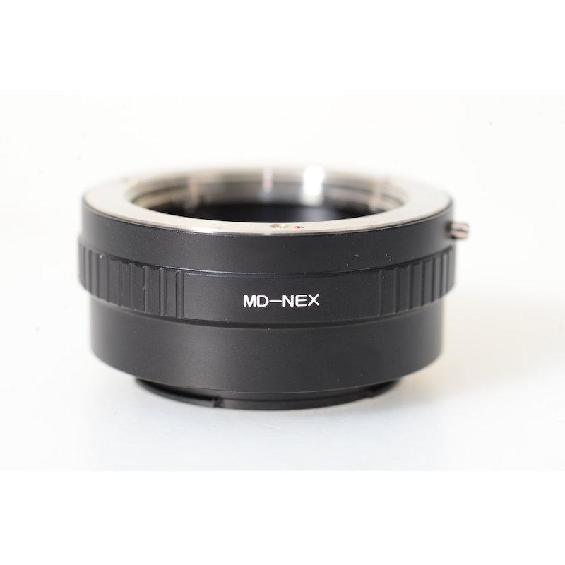OEM Minolta MD Objektivadapter Sony Nex