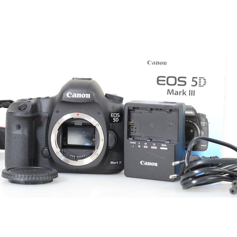 Canon EOS 5D III (17554 Auslösungen)