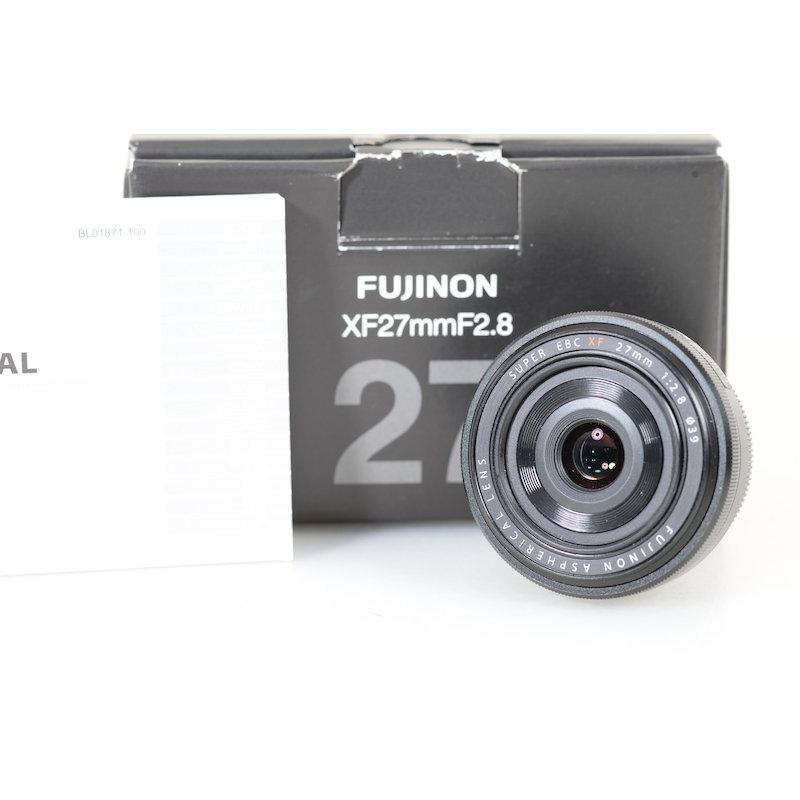 Fujifilm Fujinon Super EBC XF 2,8/27 R