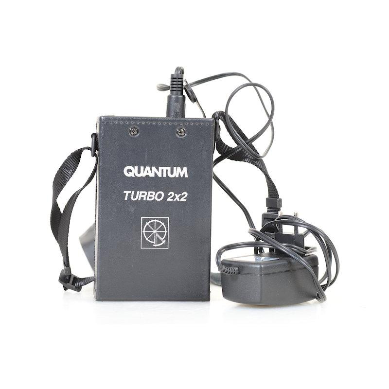 Multiblitz Quantum Turbo Battery 2x2